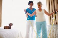 DOMICILIARY PHYSIOTHERAPY -