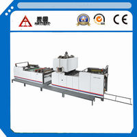 Water LFM-Z108 automatic vertical lamination film laminating machine -