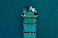 Servicio de transporte marítimo -