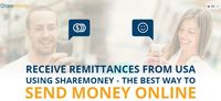 Send Money to Brazil - Sharemoney -
