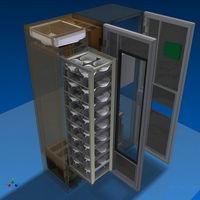 Desenvolvimento e produção de máquinas de vendas automáticas e de venda / -