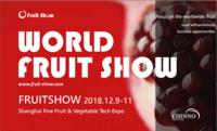 Shanghai 2018 bem frutas e legumes de ciência e tecnologia de exposição -